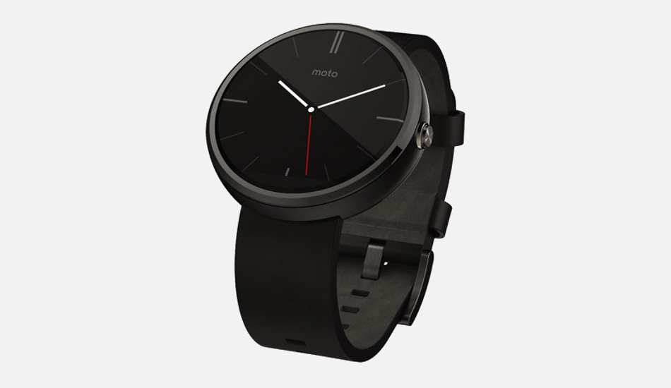 Moto 360 smartwatch is back, but it's not made by Motorola