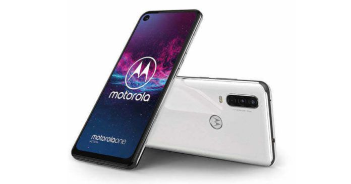 Motorola One Action announced with triple rear cameras and 6.3-inch Full HD+ 21:9 display