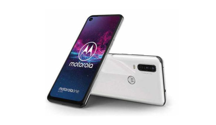 Motorola One Action to be available for sale today on Flipkart