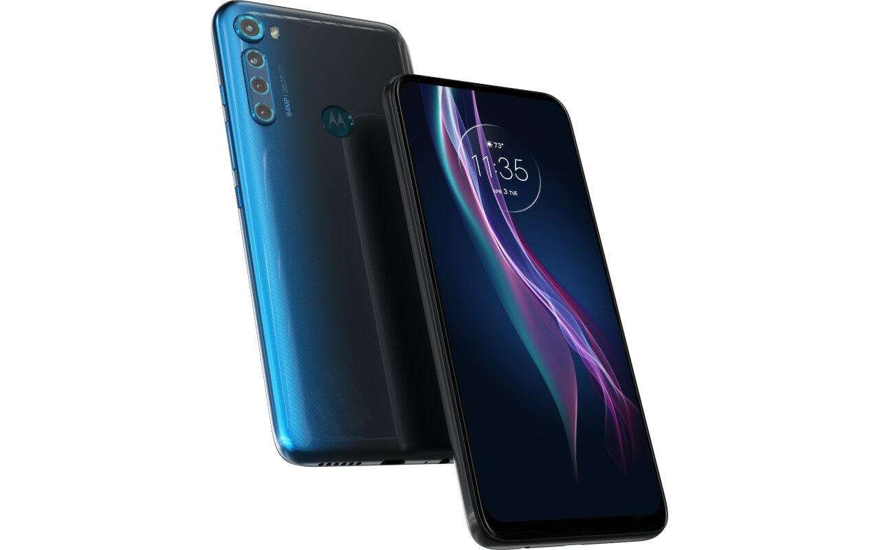 Motorola One Fusion with 5000mAh battery announced