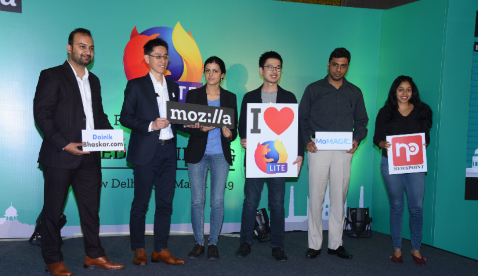 Mozilla's privacy-focused, lightweight Firefox Lite launched in India