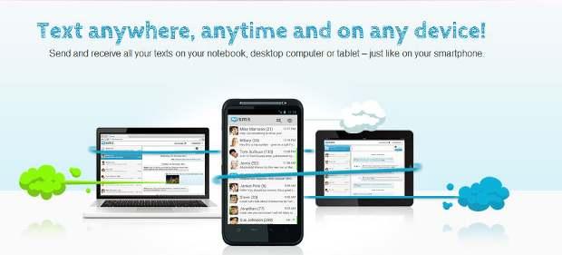 Windows Phone gets My SMS app