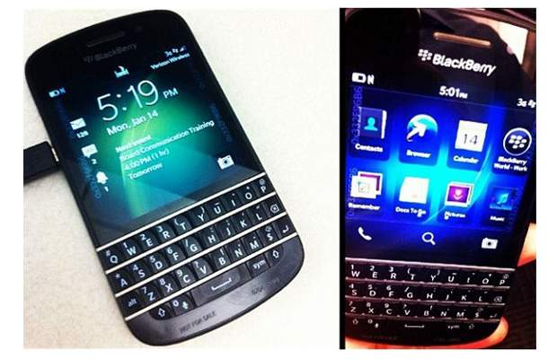 BlackBerry 10 N-series Qwerty smartphone photos spotted