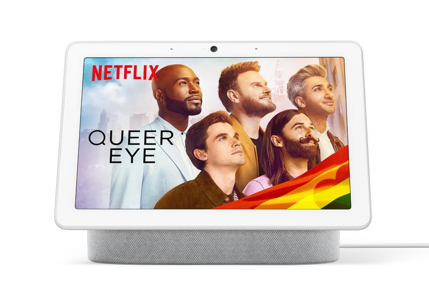 Netflix arrives on Nest Hub and Hub Max