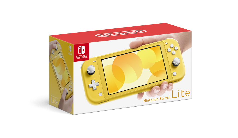 Nintendo Switch Lite handheld console announced