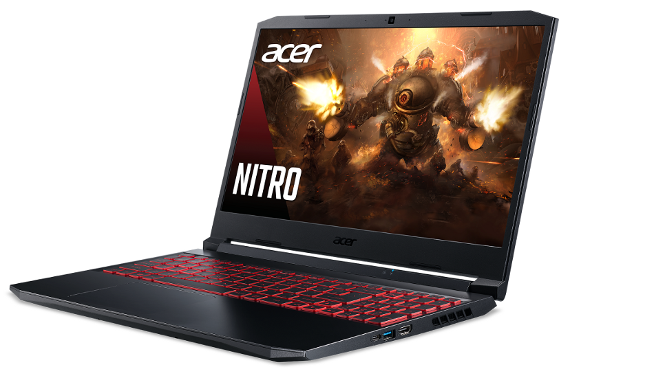 Acer Nitro 5 with 11th Gen Intel Core H-series processor launched in India