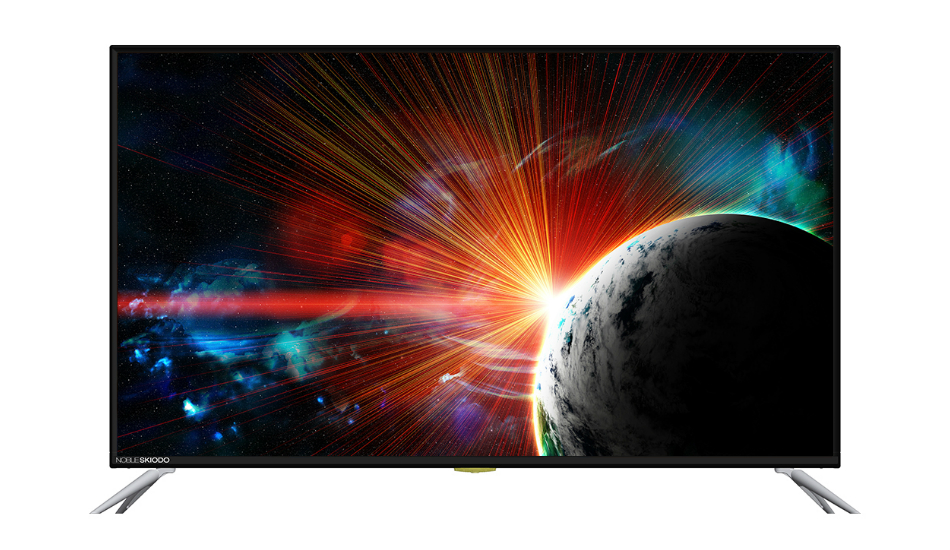 Noble Skiodo 43-inch Full HD LED TV announced in India, priced at Rs 14,999