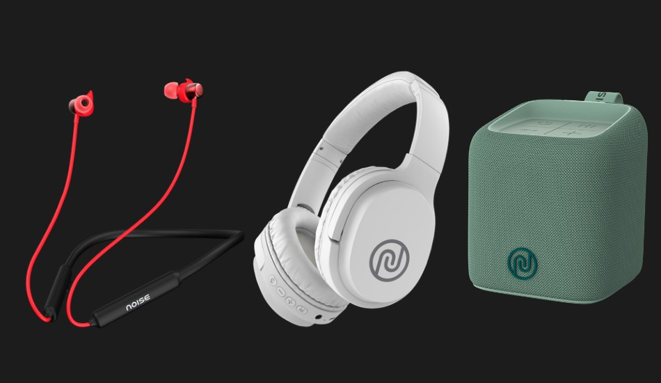Noise launches 6 new Audio Products