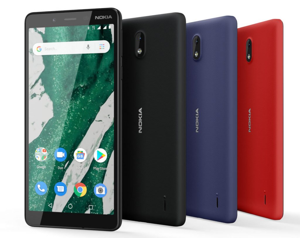 Android 10 (Go Edition) update rolled out for Nokia 1 Plus