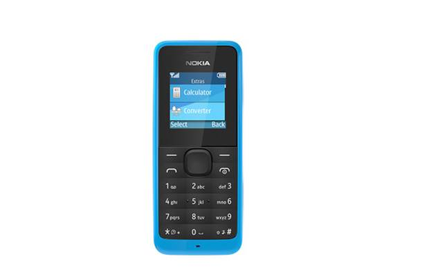 Nokia 105, 301 announced for Rs 1000, Rs 4500