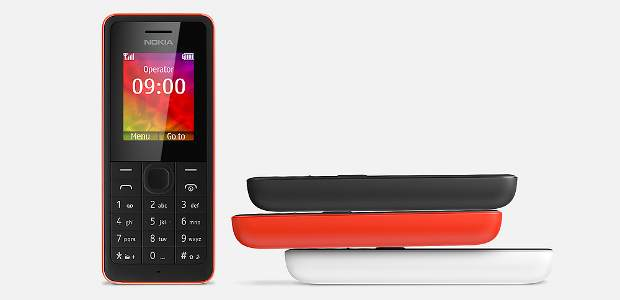 Nokia 106 (2018) feature phone launched in India