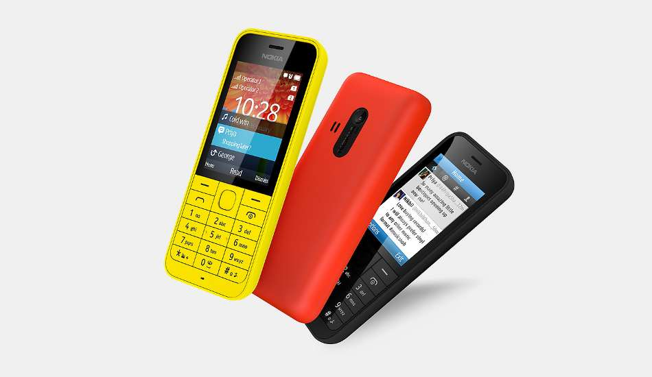 Nokia 220 Dual SIM listed for Rs 2730