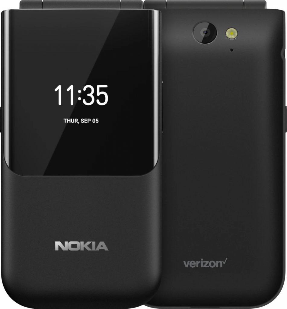 Nokia 2720 V Flip dual screen flip phone announced