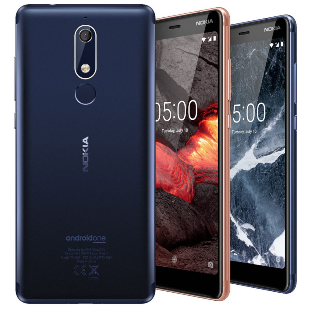 Nokia 5.1 Android 10 update starts rolling out