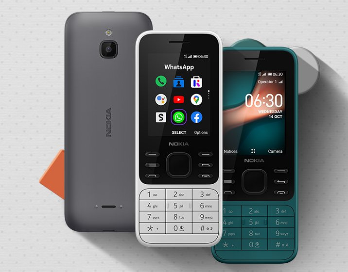 Nokia 6300 4G feature phone may launch in India soon