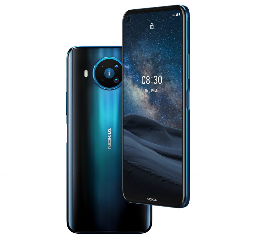 Nokia 8.3 5G receives Android 11 update