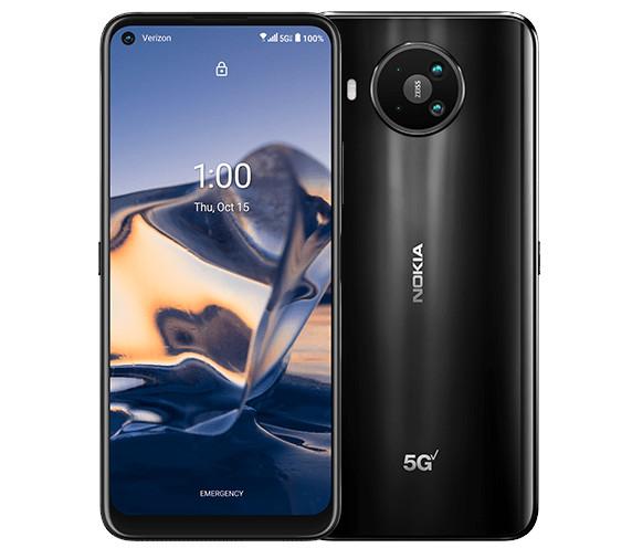 Nokia 8 V 5G UW announced with 64MP quad rear cameras