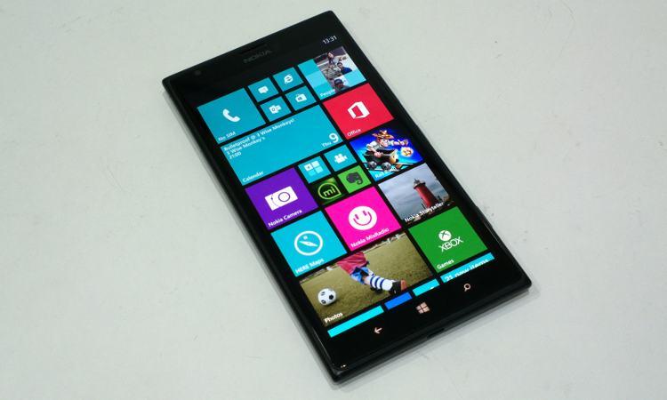 Mobile review: Nokia Lumia 1520