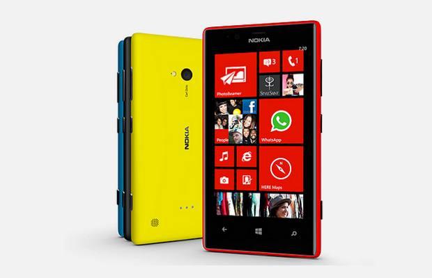 Mobile review: Nokia Lumia 720