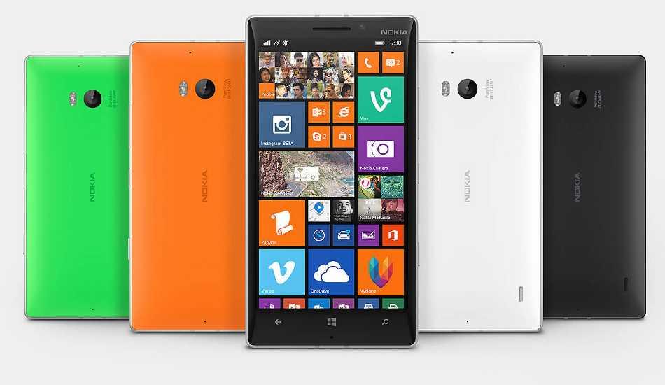 Nokia lumia 925 in pictures