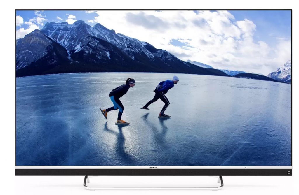 Nokia 65-inch 4K LED Smart TV launched in India