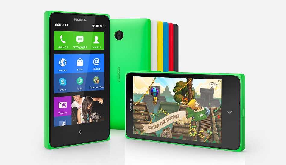 Deal Alert: Get Nokia X Dual SIM Black for Rs 6,767