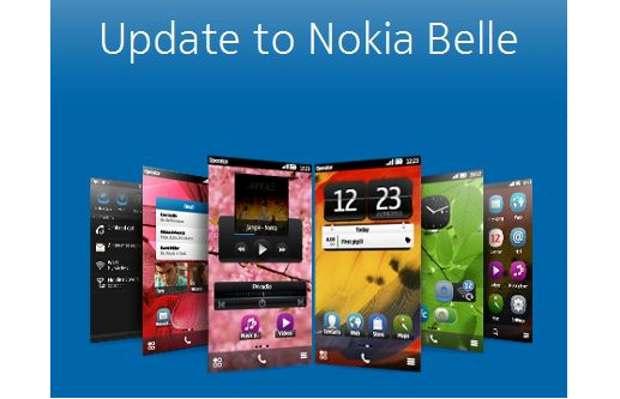 Belle Refresh out for Nokia N8, E7, C7, C6-01, X7
