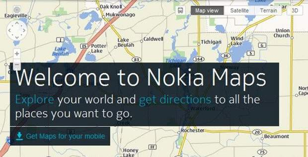 After Apple, Amazon dumps Google Maps from Kindle