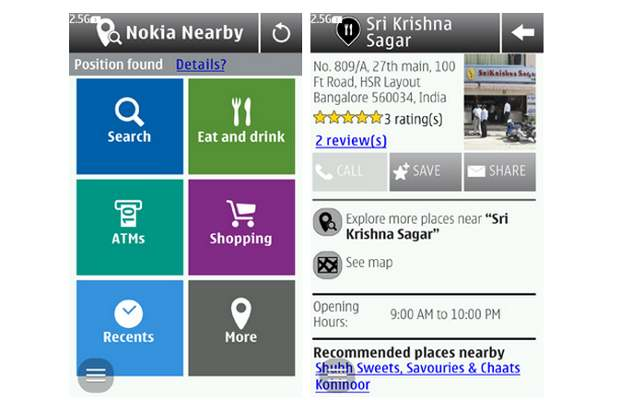 Nokia Nearby app makes way to S40 phones