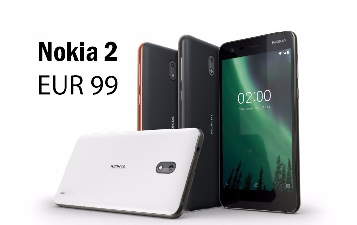 Nokia 2 update in India brings June Android Security Patch