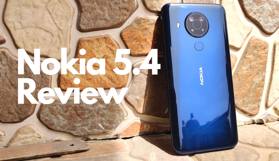 Nokia 5.4 Review: Gives a lag free performance!