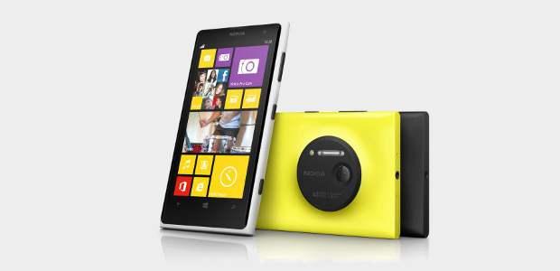 Nokia Lumia 1020 unveiled with 41 megapixel camera