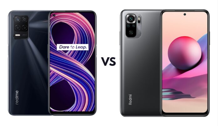 Realme 8 5G vs Redmi Note 10S: Which is the best?