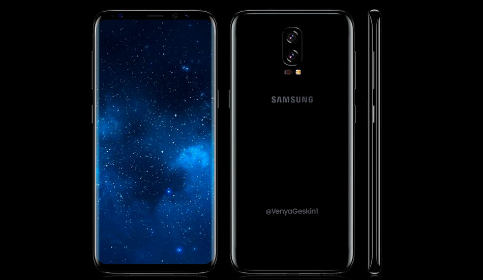 Samsung rolls out Android 9 Pie based One UI beta to Galaxy Note 8