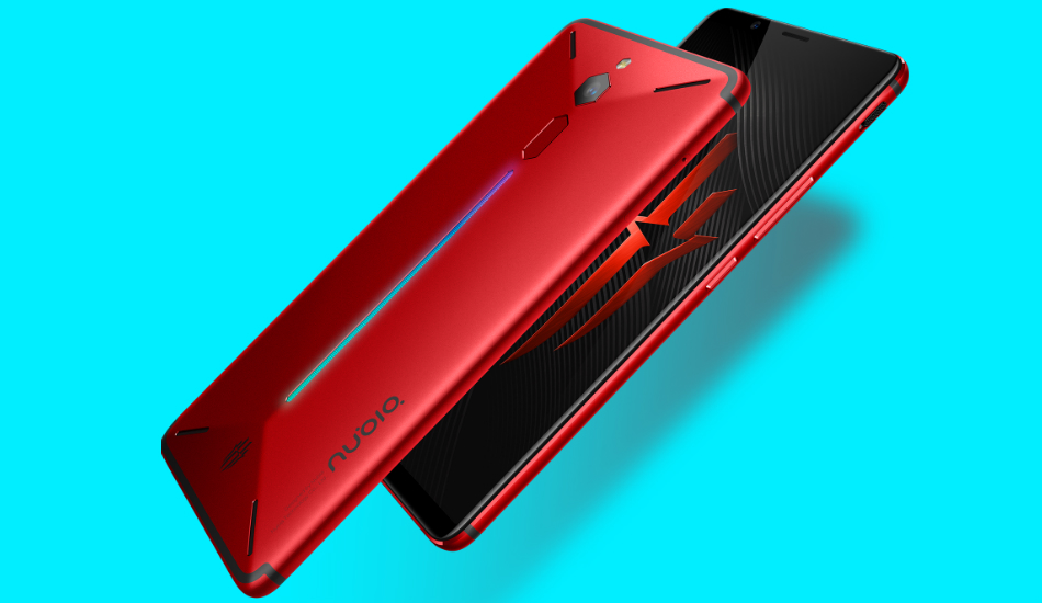 Nubia is working on a device with colour-shifting back panel technology