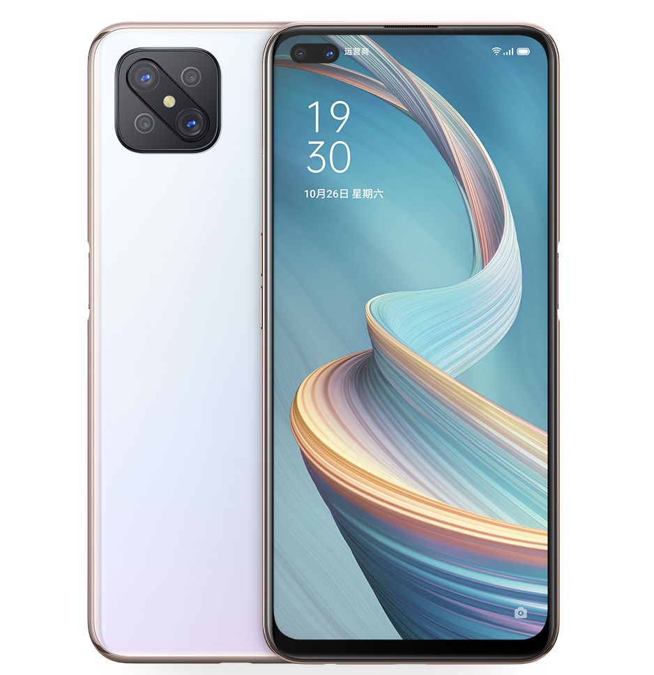 Oppo A92s announced with 6.57-inch FHD+ 120Hz display, 48MP quad rear cameras
