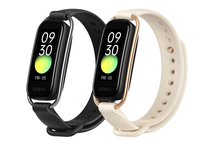 Oppo Band Style launched in India for Rs 2999 with 1.1-inch AMOLED display, 12 workout modes