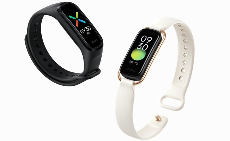 Oppo Band launched with SpO2 Sensor, 14-day battery life