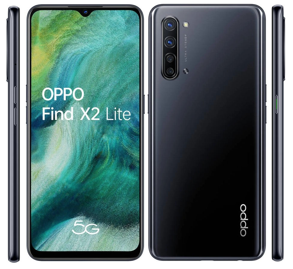 Oppo Find X2 Lite leaked specifications show Snapdragon 765G, 48MP quad rear cameras