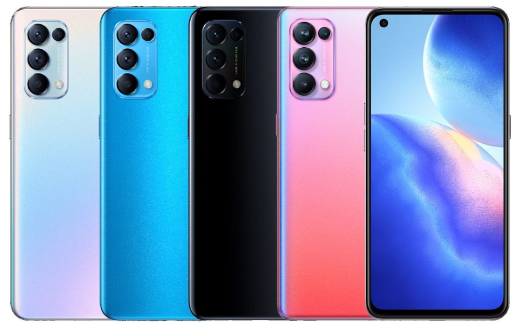 Oppo Reno 5 Pro 5G with Dimensity 1000+, 64MP quad rear cameras launched in India