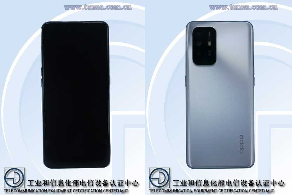 Alleged Oppo Reno 5 Lite 5G spotted on TENAA