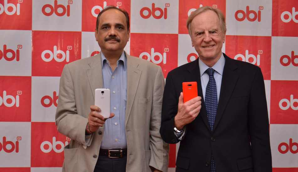 Obi Worldphone S507 with 4G, 5-inch HD display launched