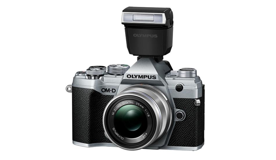 Olympus introduces OM-D E-M5 Mark III mirrorless camera