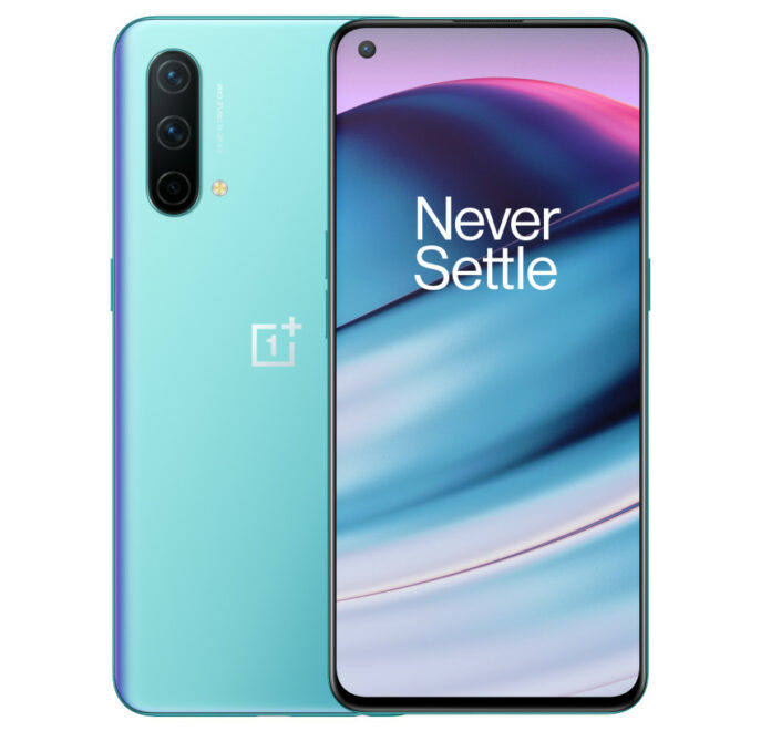 OnePlus Nord CE 5G update