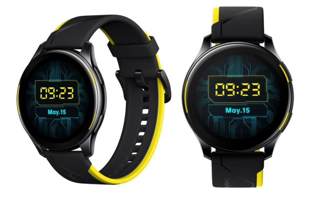 OnePlus Watch Cyberpunk 2077 Limited Edition goes official