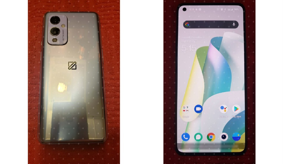 OnePlus 9 leaked in live images, confirmed to have Snapdragon 888, 120Hz display