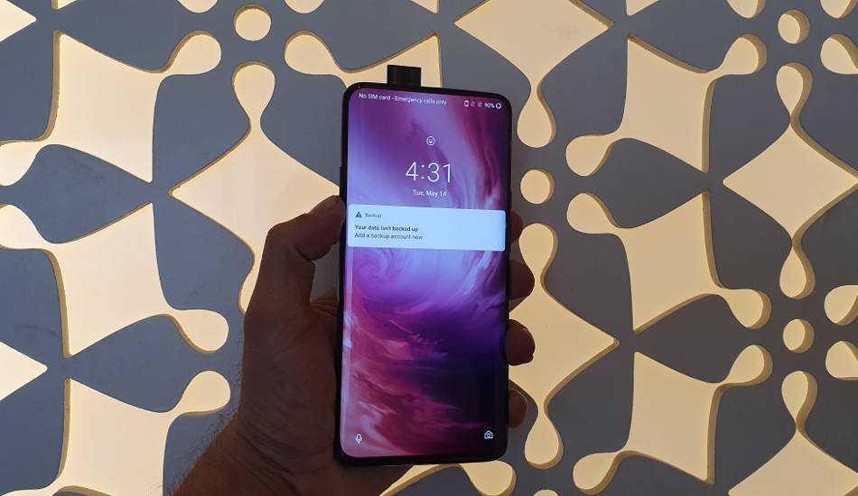 OnePlus 7 Pro in Pictures