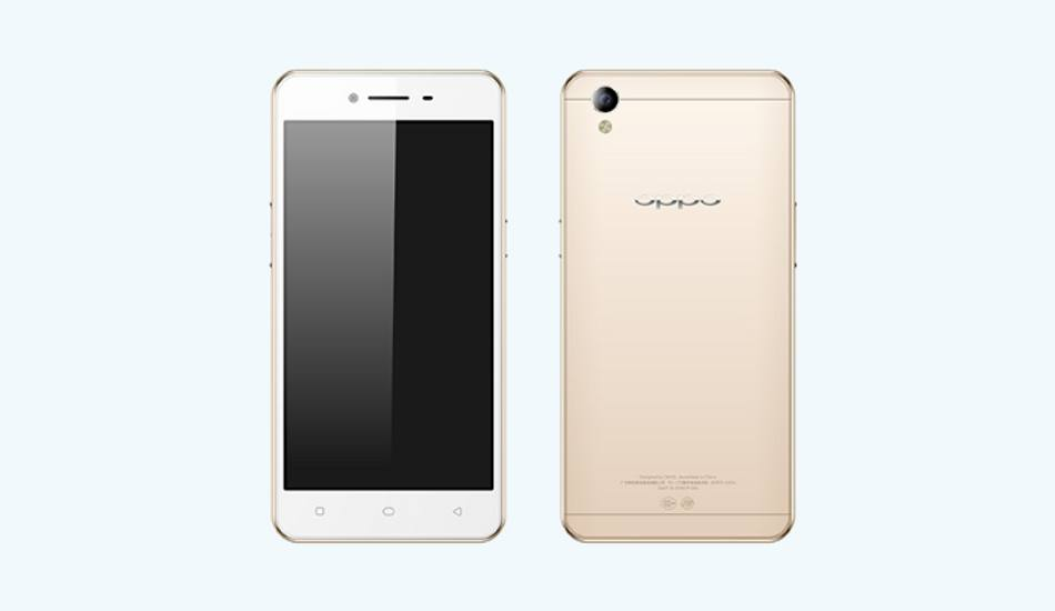 Oppo A37 with 5 inch HD display launched