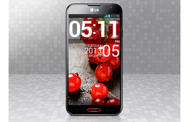LG Optimus G Pro coming to India by July for around Rs 40K