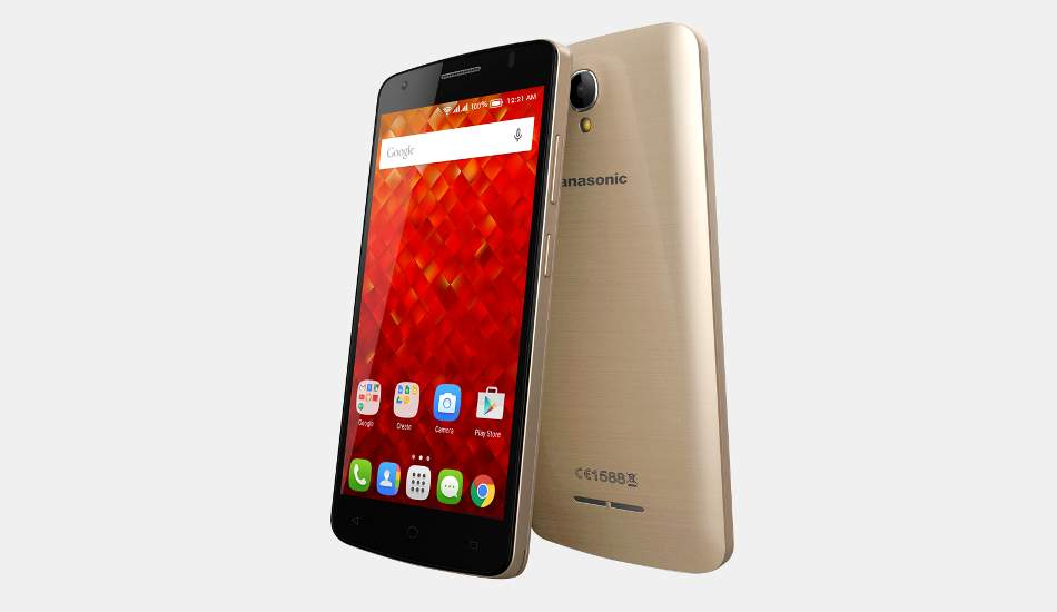 Android Lollipop based Panasonic P50 Idol, P65 Flash launched, price starts from Rs 6,790